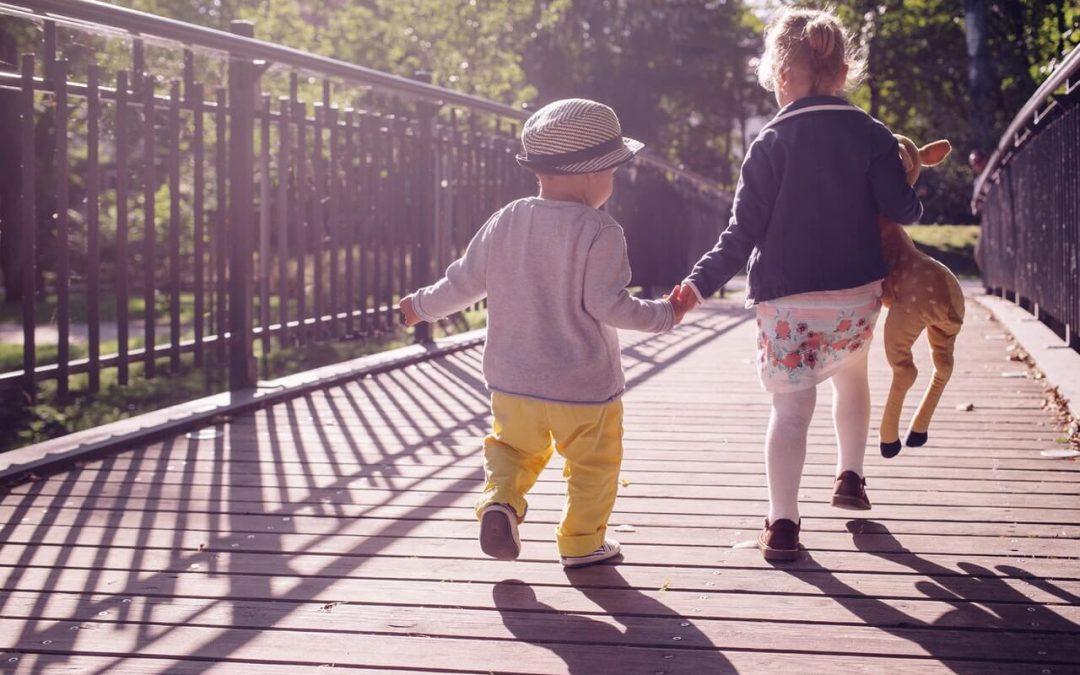 Cómo preparar las salidas de lo niños post-coronavirus